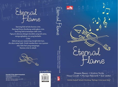 Novel Eternal Flame